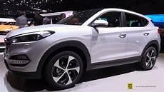 2017 hyundai tucson diesel exterior and interior