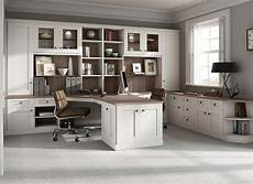 contemporary home office furniture collections this stunning pure white home office is clutter free and