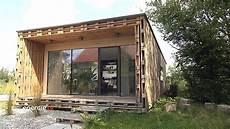 Autarkes Haus Selber Bauen - kunstobjekt palettenhaus genial einfach mit vielseitigem