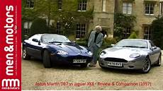 aston martin db7 jaguar xk8 aston martin db7 jaguar xk8 review comparison 1997
