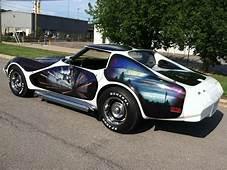 This 1974 Chevrolet Corvette Star Wars Sold For $10300 On