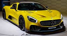 mercedes amg gt r mercedes amg gt r dreamt up as zenvo based racer carscoops