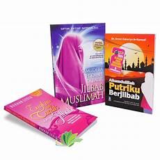 Jilbab Wanita Muslimah Paket Buku Jilbab Muslimah