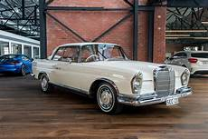 1964 Mercedes 220 Se Coupe Richmonds Classic And