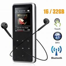 Hbnkh R310 16gb 32gb Lossless Player by Touch Mp3 Player Tsv 16gb 32gb Wireless Mp3 Player