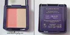 first glimpse oriflame the one illuskin blush swatches