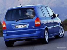 Opel Zafira Opc 2001 2002 2003 2004 2005 Autoevolution
