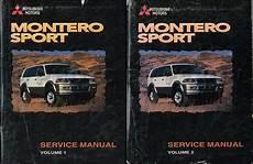 active cabin noise suppression 2003 oldsmobile aurora security system 1998 mitsubishi montero factory service manual mitsubishi pajero montero 1992 1993 1994 1995