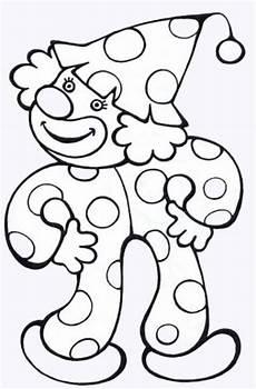 Malvorlagen Clown Gesicht Kostenlos Malvorlagen Zum Drucken Ausmalbild Clown Kostenlos 3