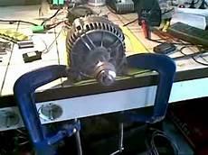 alternateur en moteur helice