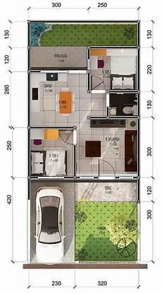Ukuran Bangunan Rumah Type 36 Soalan C
