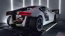 Il Rombo 10 Cilindri Dell Audi R8 V10 Plus 0