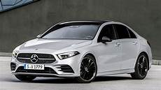 2018 Mercedes A Class Sedan Amg Line Wallpapers And