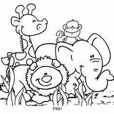 groups of animals coloring pages 17000 jungle animals clip black and white animal clipart