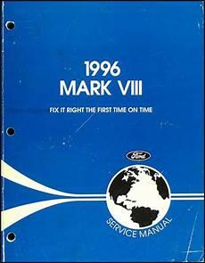 online auto repair manual 1996 lincoln mark viii engine control 1996 lincoln mark viii electrical and vacuum troubleshooting manual
