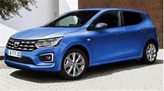 Nuova Dacia Sandero 2020 Motori Foto Ed Info
