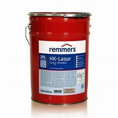 Remmers Hk Lasur Grey Protect 20 L Holzlasur Holzschutz