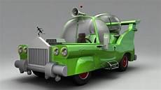 car de the homer car el auto de homero