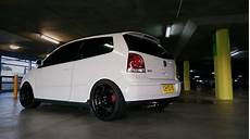 sold 2005 white volkswagen polo gti 9n3