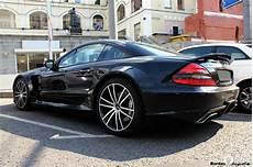 Mercedes Sl 65 Amg Black Series 5 August 2014