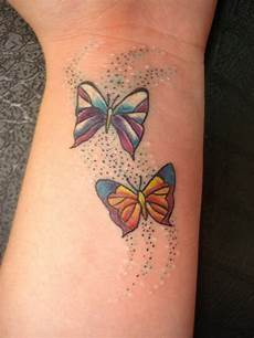 Butterfly Tattoos On Wrist For Tattooshunt