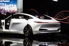 Infiniti S New Concept Car Is A Land Yacht For