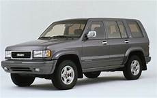 how things work cars 1995 isuzu trooper seat position control used 1995 isuzu trooper pricing for sale edmunds