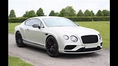 White Bentley bentley continental gt v8 white sand