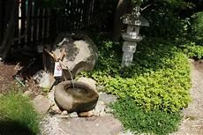 Der Japanische Garten Momentaufnahme
