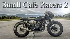 small cafe racers 2 125cc keeway stallions mash