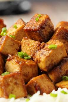 marinated tofu deliciously flavorful loving it vegan