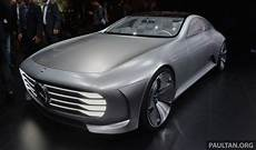 iaa 2015 mercedes frankfurt 2015 mercedes concept iaa debuts