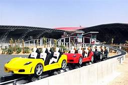 Ferrari World Abu Dhabi Announces Pay By Height Pricing