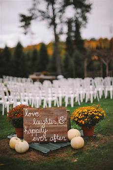 outdoor fall rustic wedding rustic wedding chic