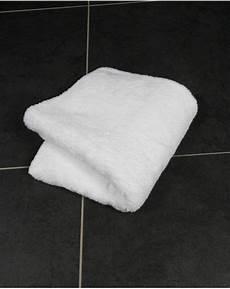 serviette de toilette blanche en microfibre tr 232 s douce bain