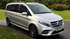 used mercedes v class v250 d amg line 5dr auto diesel