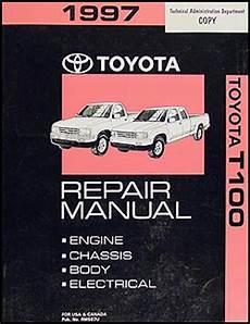 how to download repair manuals 1998 toyota t100 user handbook 1997 toyota t100 repair shop manual original
