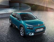 New Citroen C4 Cactus 2018 Revealed In Pictures Pictures