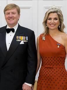 King Willem And Maxima Maxima