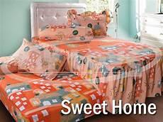 Harga Sprei Merk Ge Er rumah sprei bed cover sprei anak sorong atas bawah 120x200