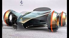 voiture du futur dessin les voitures du future