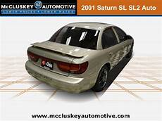 Mccluskey Chevrolet Colerain by Used 2001 Saturn Sl Sl2 Auto Cincinnati Ohio Dealer