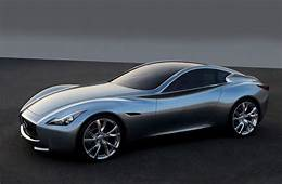 Infiniti M Sedan To Gain Siblings Coupe Convertible
