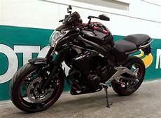 Kawasaki Er6n Modifikasi by Galeri Modifikasi Motor Kawasaki Er6n Terbaru Modif