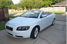 auto body repair training 2009 volvo c70 seat position control purchase used 2009 volvo c70 convertible white great condition leather interior in lafayette