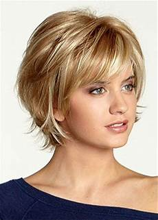 short choppy layered wavy synthetic hair capless wig wigsbuy com