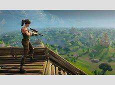 1366x768 Fortnite Sniper 8k 1366x768 Resolution HD 4k