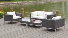 Gartenmöbel Polyrattan Lounge - tolle gartenm 246 bel lounge polyrattan gartenmoebel rattan