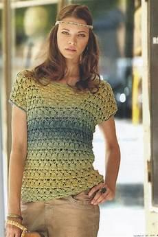 L Esprit Des 238 Les D 233 Bardeur Tricot Lacy Tops Crochet