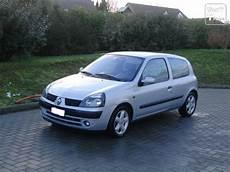 Renault Clio 2 1 5 Dci A Vendre Occasion Pas Cher Li 232 Ge